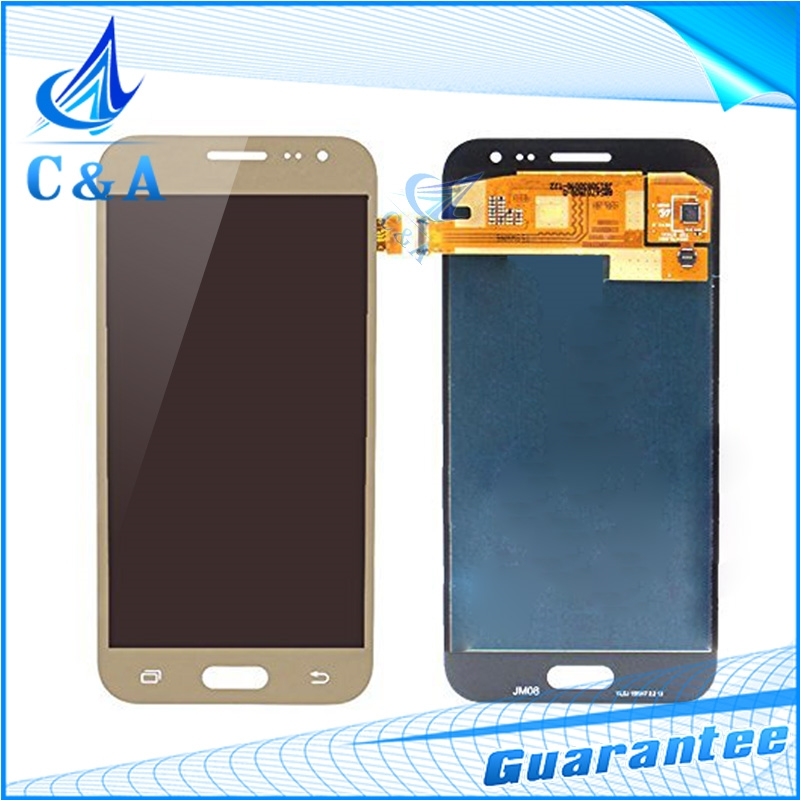 68.80$  Watch here - http://alix39.worldwells.pw/go.php?t=1000001768275 - For Samsung for Galaxy J2 J200 J200F J200H J200G LCD screen display with touch digitizer assembly parts 1 piece free shipping