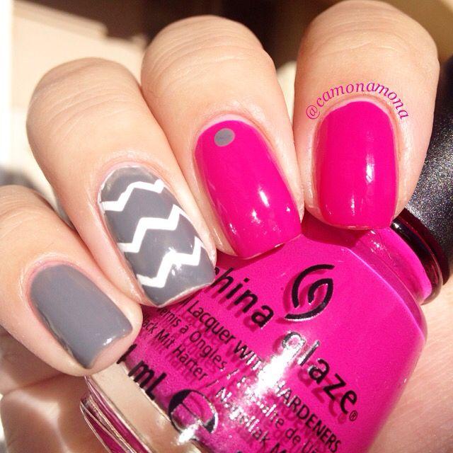 China glaze make an entrance | Diy nails, Nails, Nail polish