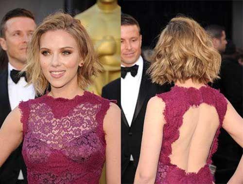 20 Scarlett Johansson Bob Haircuts Hair Cut Hair Cuts Hair