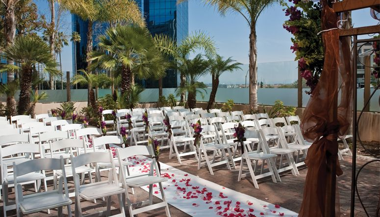 Embassy Suites San Diego La Jolla Wedding Destinations