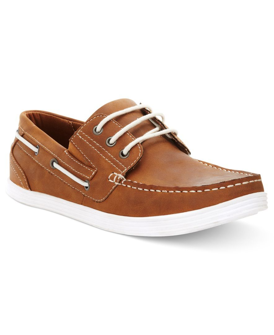 Unlisted A Kenneth Cole Production Boat-ing License Boat Shoes @Macys