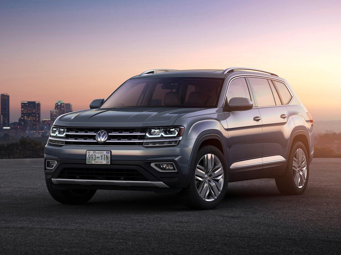 Why Vw S New Atlas Suv Will Work Wonders For Its Us Business Volkswagen Volkswagen Car New Cars