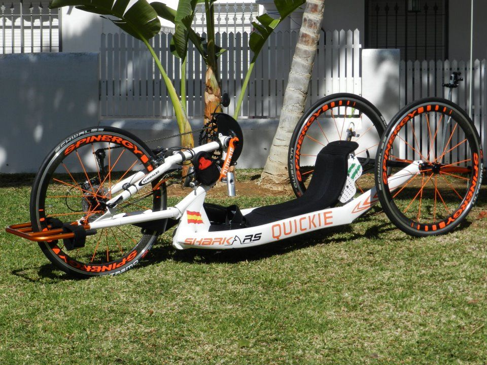 handcycle quickie spinergy Wheelchair sports, Old