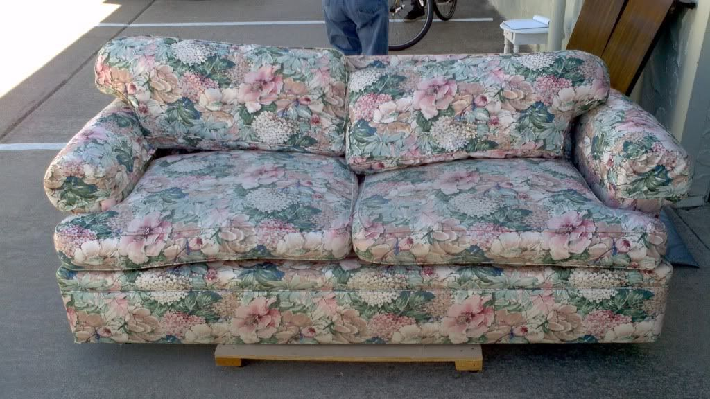 Collections Of 1980s Couch And Loveseat Set