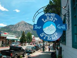 Last Steep Crested Butte Restaurant