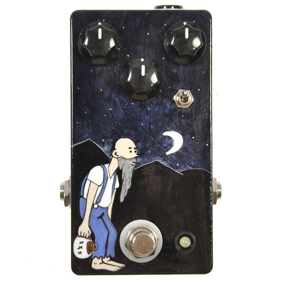 JHS Moonshine Overdrive Hand Painted