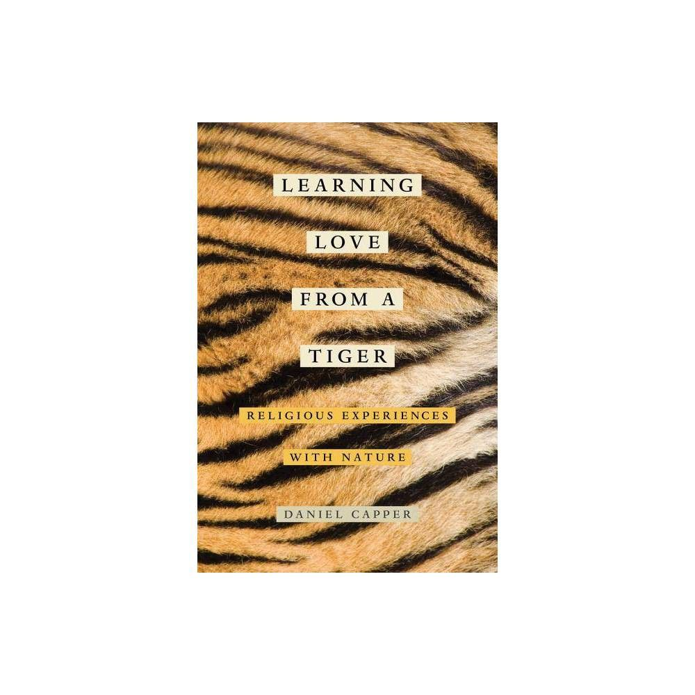 Learning Love from a Tiger - by Daniel Capper (Paperback)