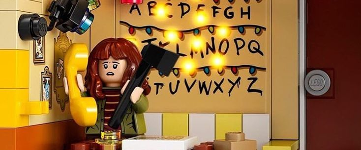A Higher-Res Look At The New LEGO Stranger Things 75810 Set | Geek Culture #geekculture
