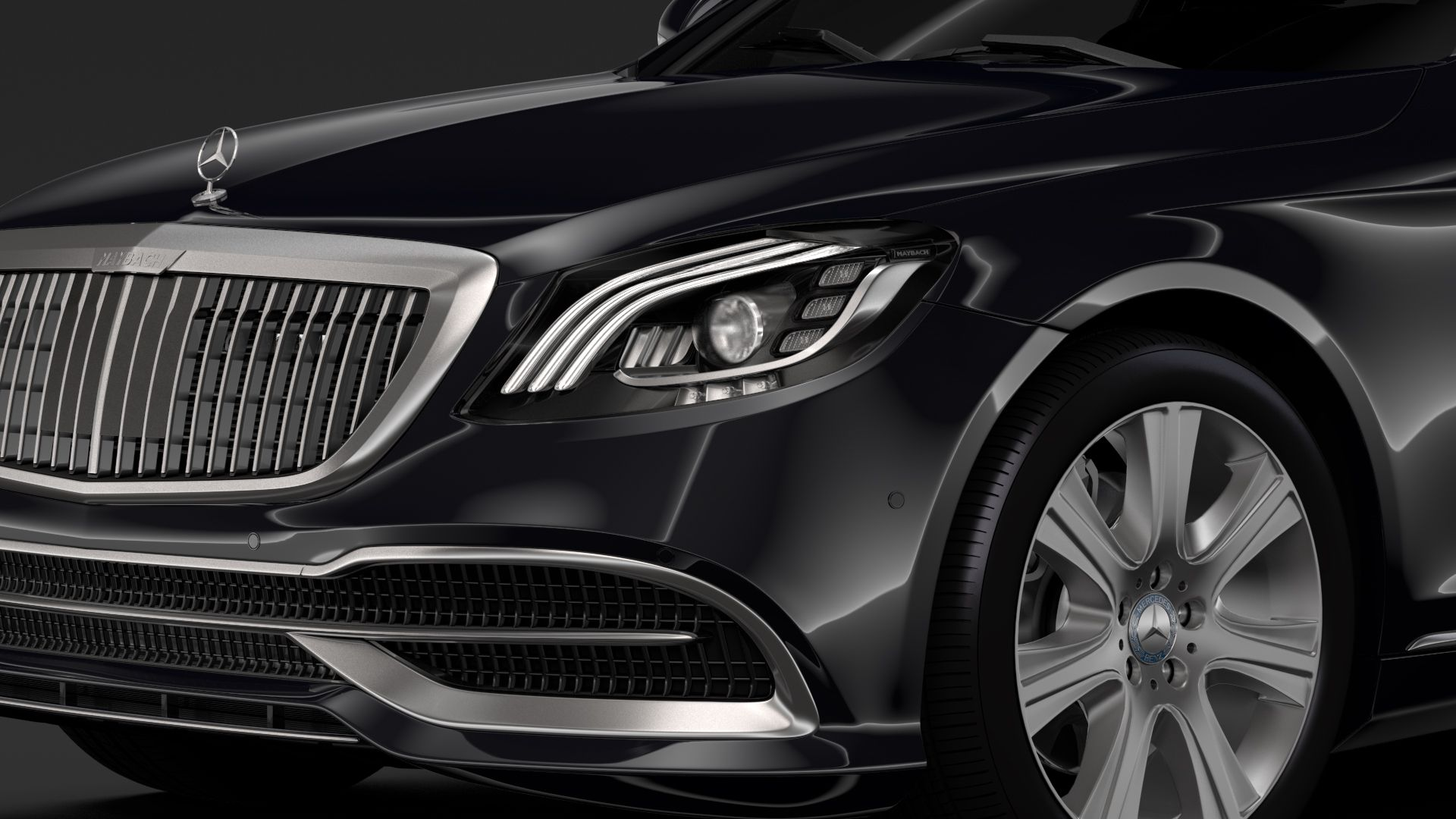 Mercedes Maybach S 650 Guard X222 2019 With Images Mercedes