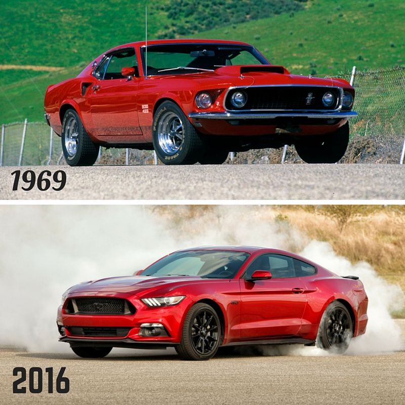 Once A Mustang, Always A Mustang. #TransformationTuesday