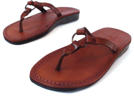 700f27a6c24c2 SALE ! Handmade Leather Women Sandals, SATURN, Greek sandals ...