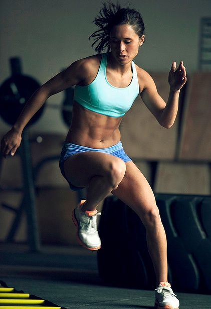 Power Up Your Body Composition: 6 Week Power-Based Complex Training Cuts 8% Body Fat in Female & 3% in Male Trained Football Players Without Restrictive Dieting