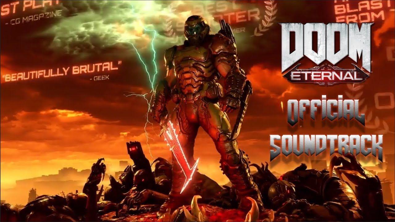 Doom Eternal Music Posters