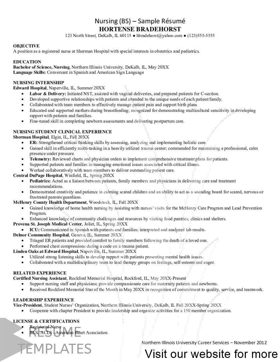 free resume builder templates Best in 2020 (With images