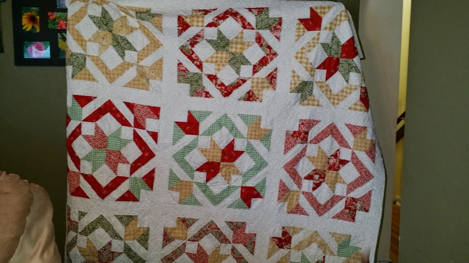Happy Quilting: Star Light Star Bright QAL Parade and Grand Prizes!!!!
