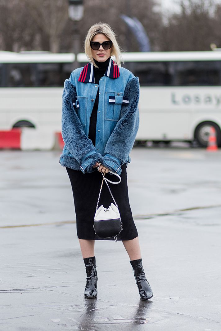 26 Anything-but-Average Denim Jackets To Power Your Fall