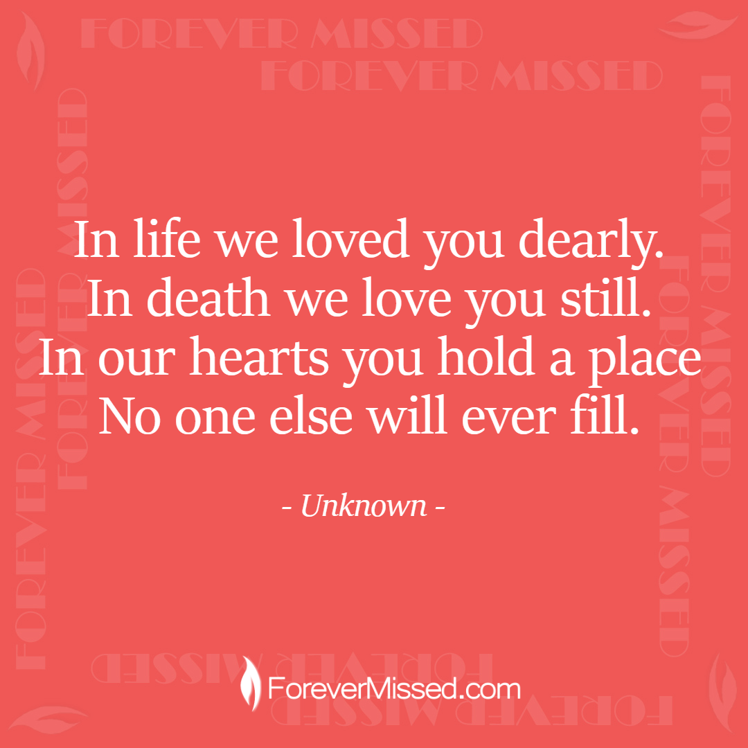 Pin On Grief And Loss Quotes