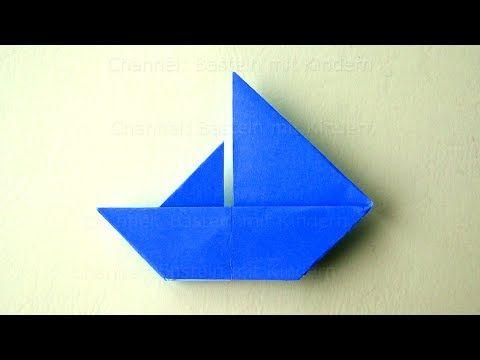 youtube pentru dragul meu fiu darius pinterest origami boot basteln und boot basteln. Black Bedroom Furniture Sets. Home Design Ideas