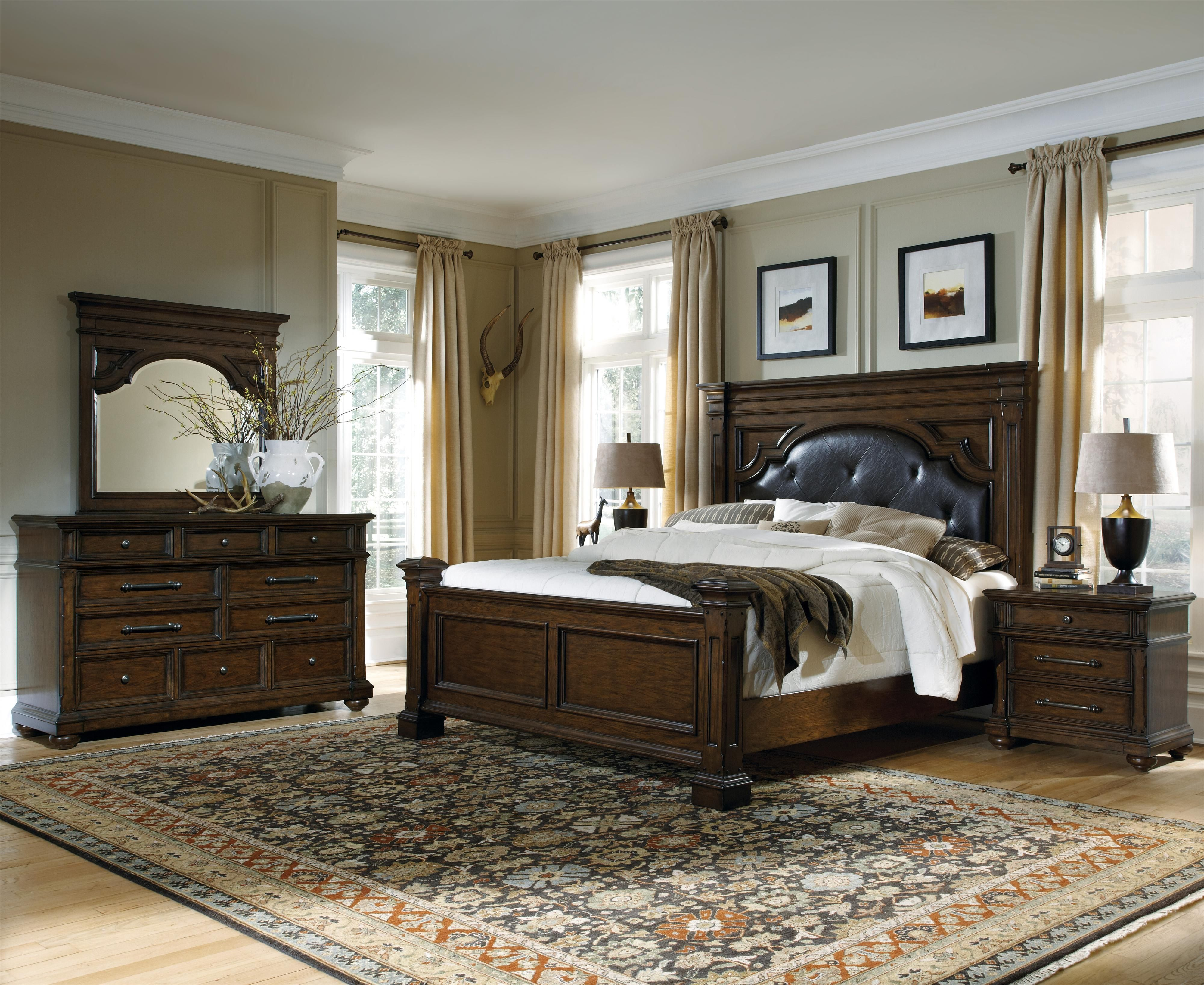 Pulaski Furniture Durango Ridge Durango Ridge Queen Suite