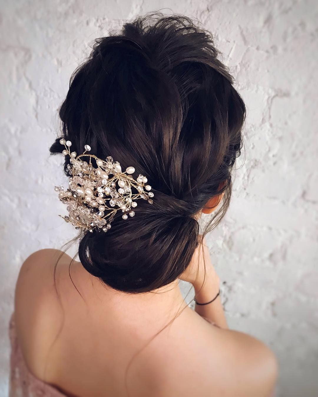 The Most Romantic Bridal Updos Wedding Hairstyles