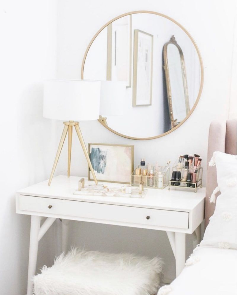 Fabulous Vanity Table Ideas Room Makeover Bedroom Decor