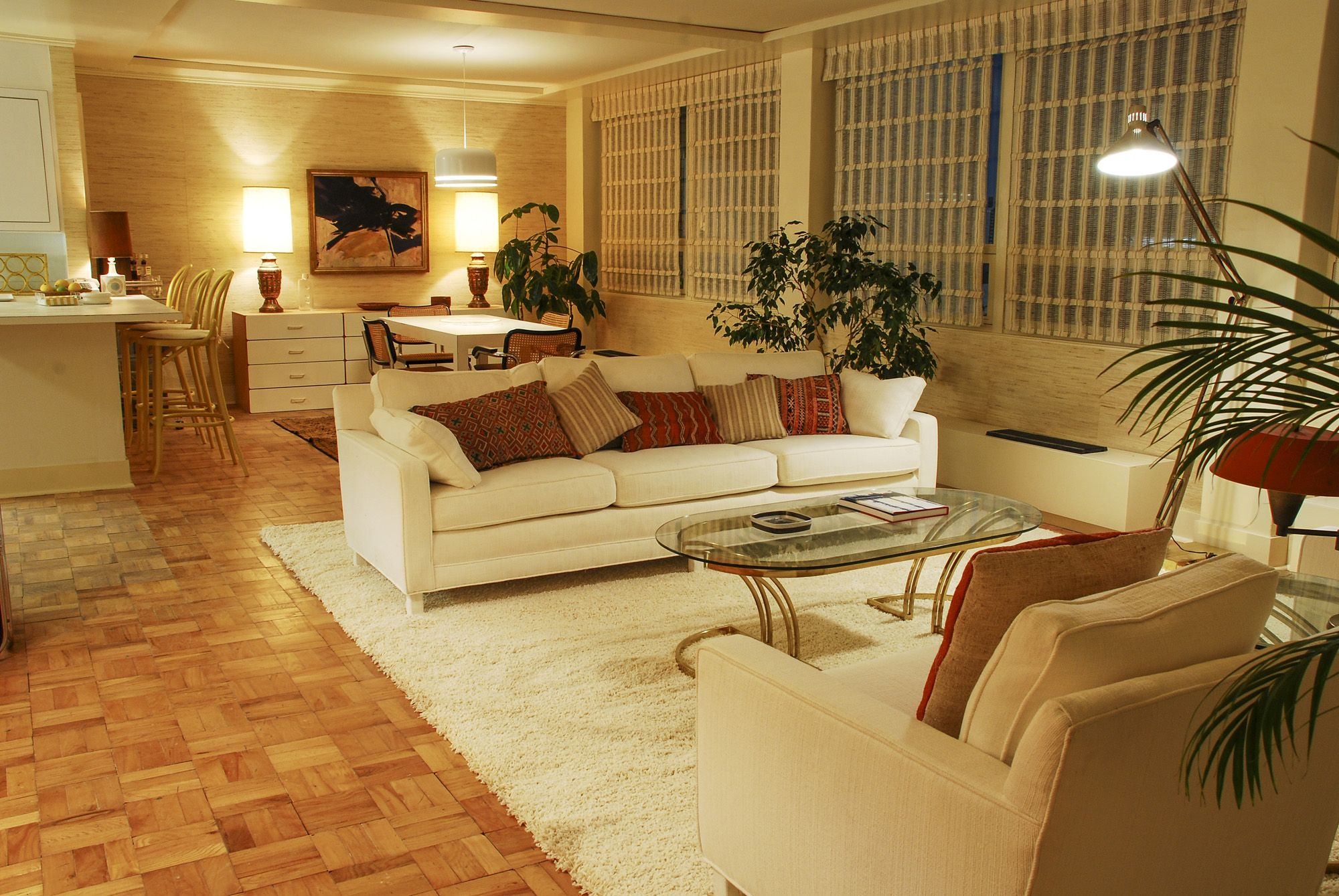 Sydney Apartment 3 Set of Sydneys played by Amy Adams