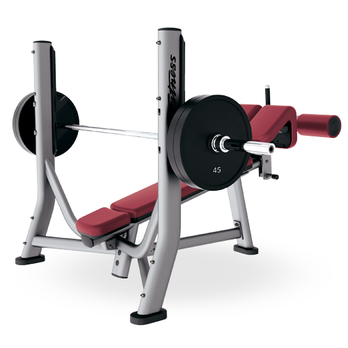 Olympic Decline Bench Lifefitness Fitness Gym Wants