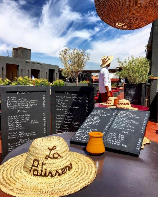 In the heart of the medina of Marrakesh is the restaurant of the Terrace of Spices Restaurant Marrakech. The best Medina Restaurant
