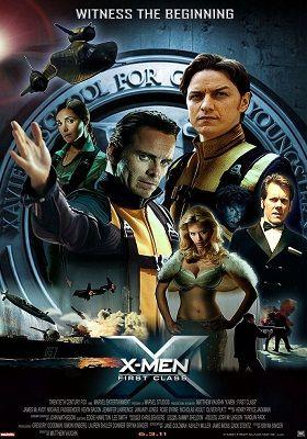 X Men First Class 2011 300mb Dual Audio 480p Brrip Movies Tv Free Hero Movie X Men Man Movies