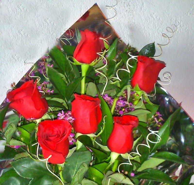 Envío De Ramos De Rosas Baratas A Domicilio Ramo De Rosas Docena De Rosas Rojas Flores