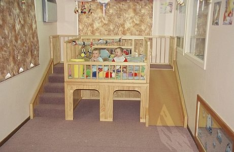 Infant Loft Naturally Wood By Design Child Care