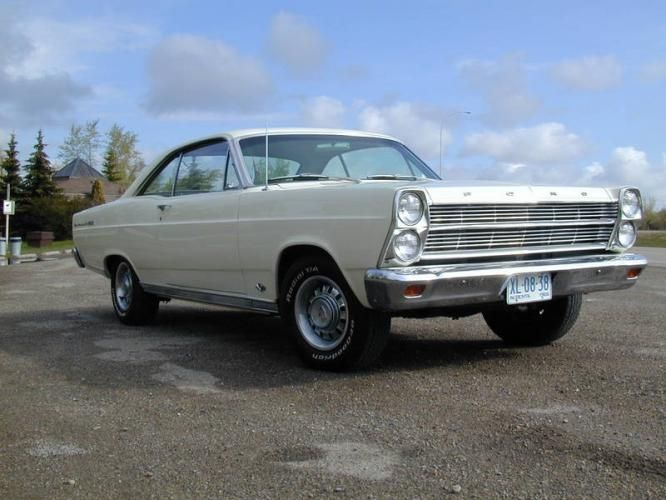 1966 Ford Fairlane 500 1966 Ford Fairlane 500 Xl 2 Door Ht For