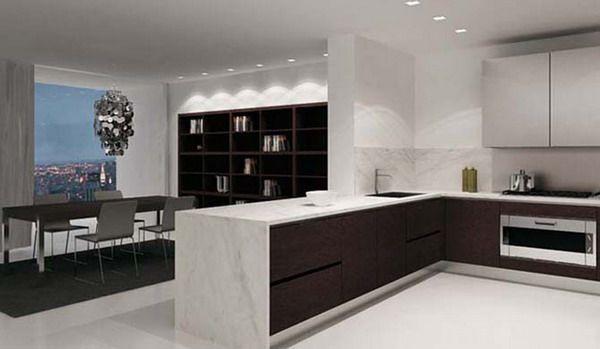 modern kitchen - Google Search   KITCHEN   Pinterest   Design room ...