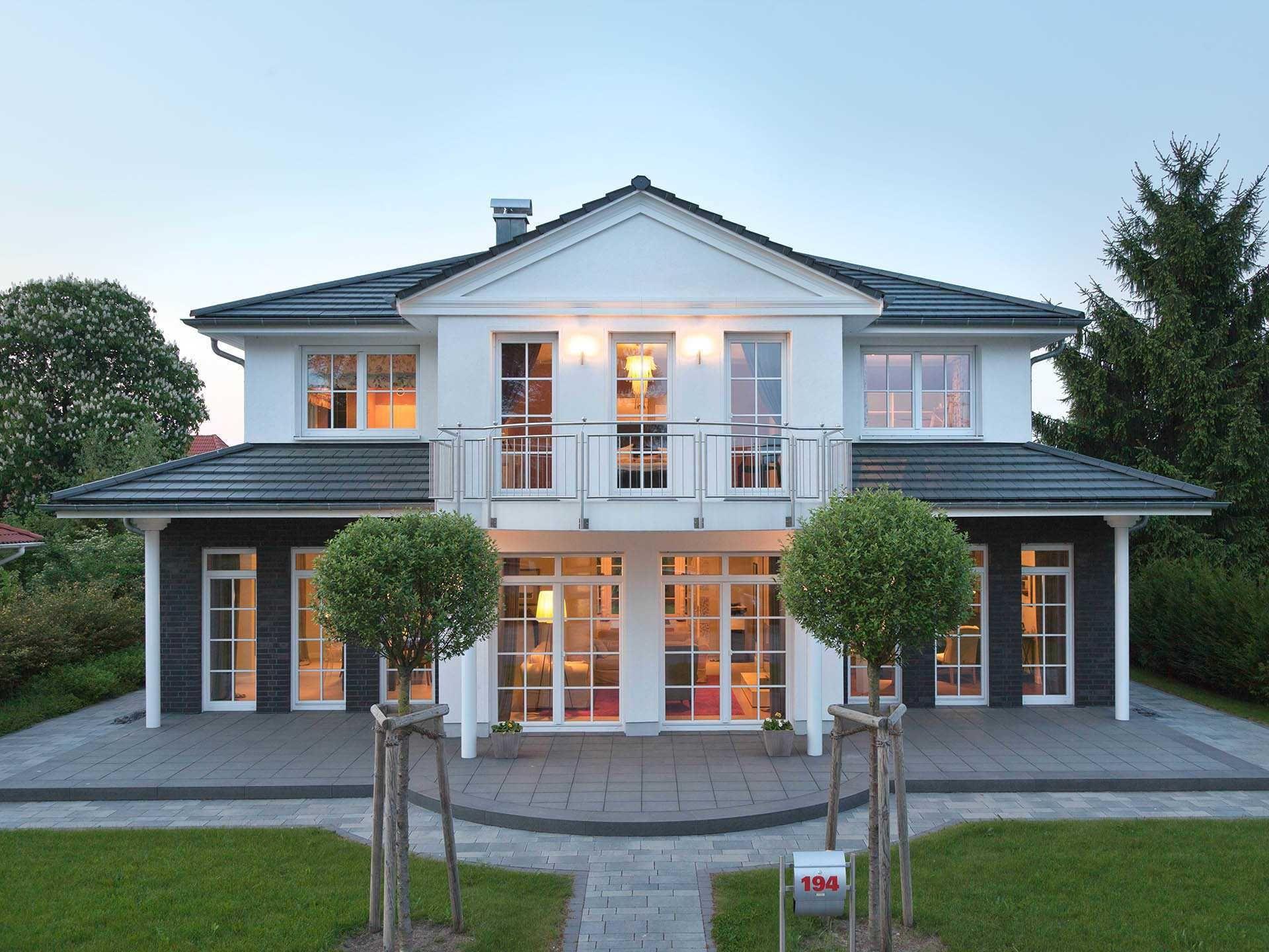 So sehen Deutschlands Traumhäuser aus | #Traumhaus #Musterhaus