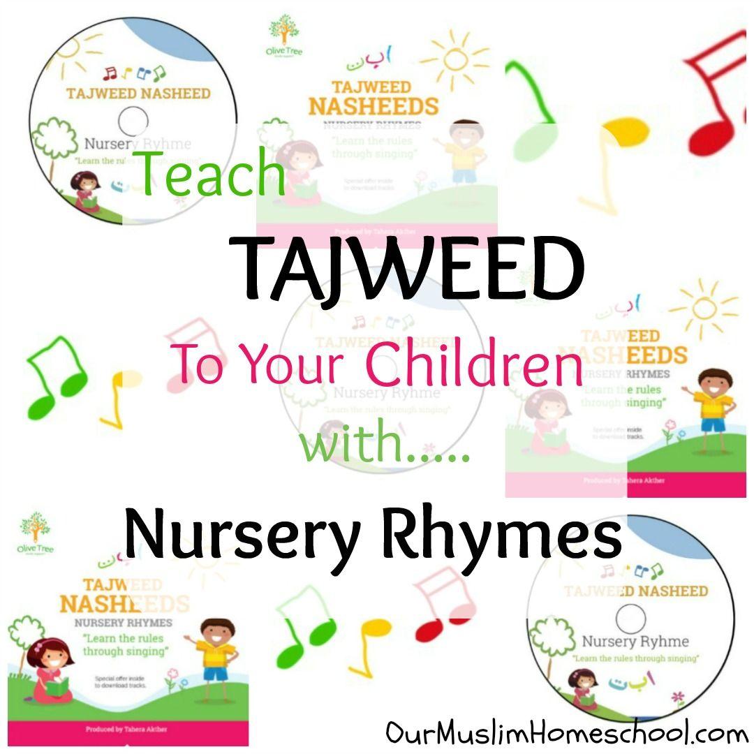 Teach Tajweed To Children With Nursery Rhymes