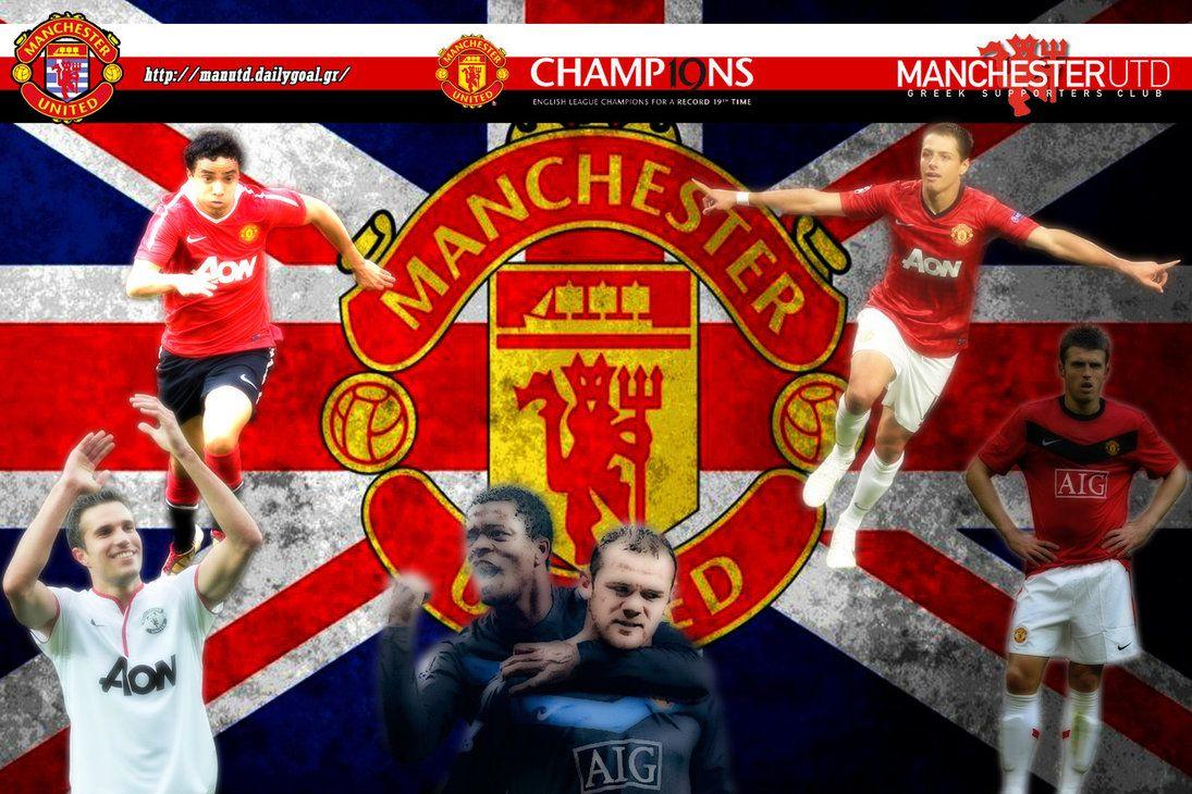List of Good Looking Manchester United Wallpapers Deviantart Manchester United Greek Supporters Club by PanosEnglish.deviantart.com on @DeviantArt