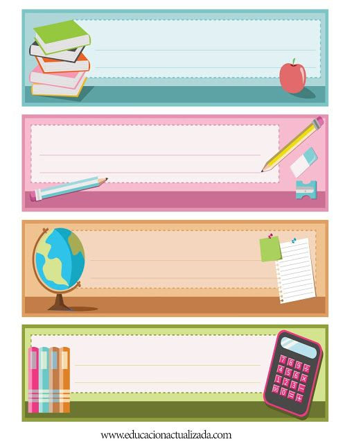 educación preescolar letreros de regalo imágenes en tamaño carta