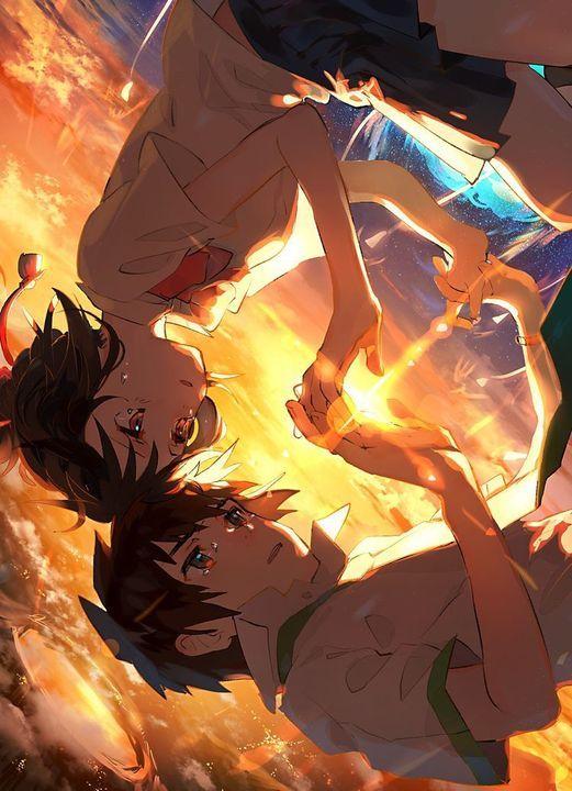 Ảnh Anime Đẹp ( 2 ) - Kimi No Nawa