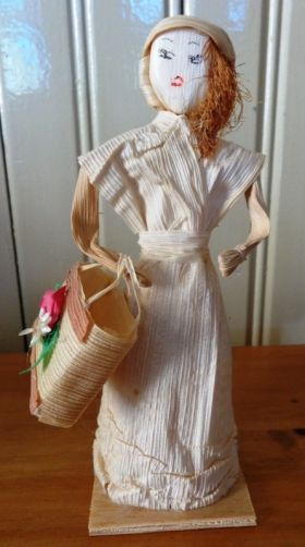 boneca de palha de milho  c1aaeee95f0