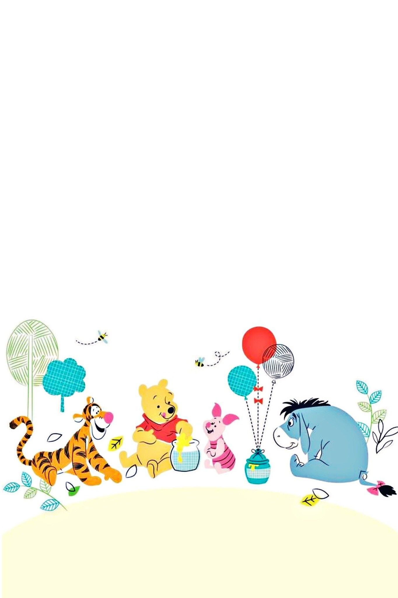 Eeyore Wallpapers 63 Pictures With B And Q Winnie The Pooh Wallpaper Winnie The Pooh Background Cute Disney Wallpaper Pooh