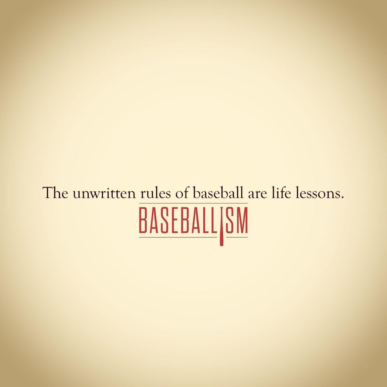 Life lessons baseballism Baseball quotes, Baseball boys