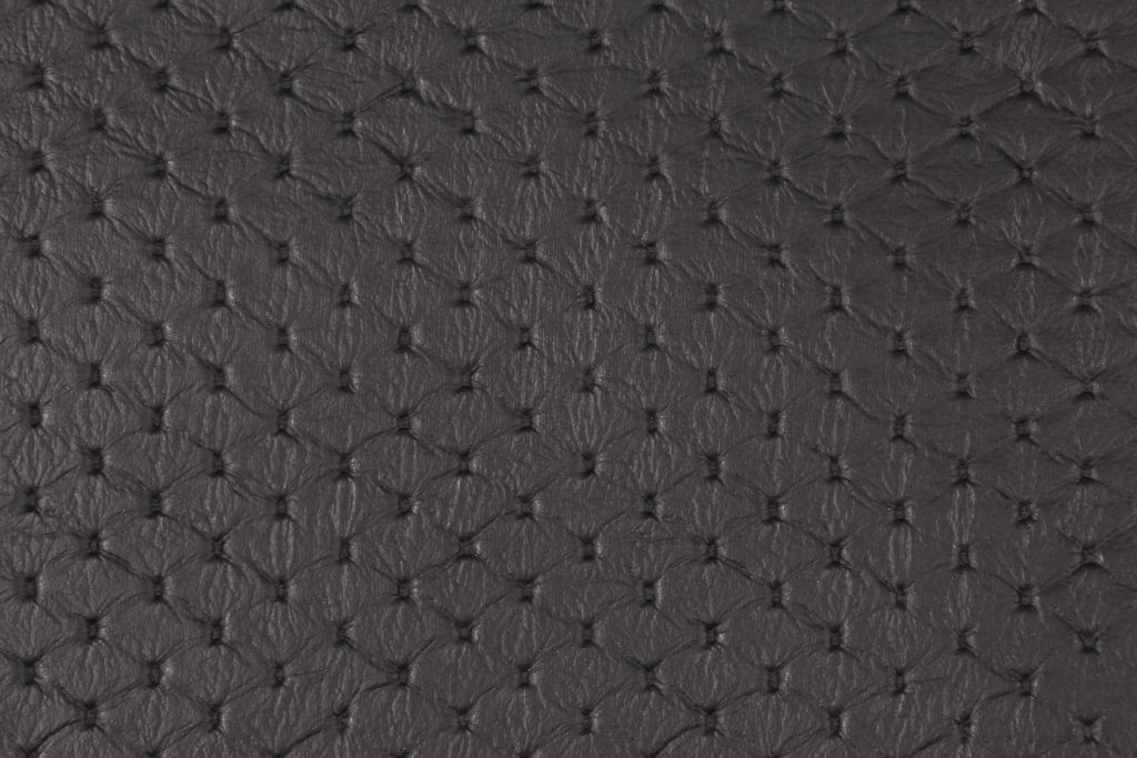 Marine Vinyl Diamond Outdoor Fabric In Black This High End Anti