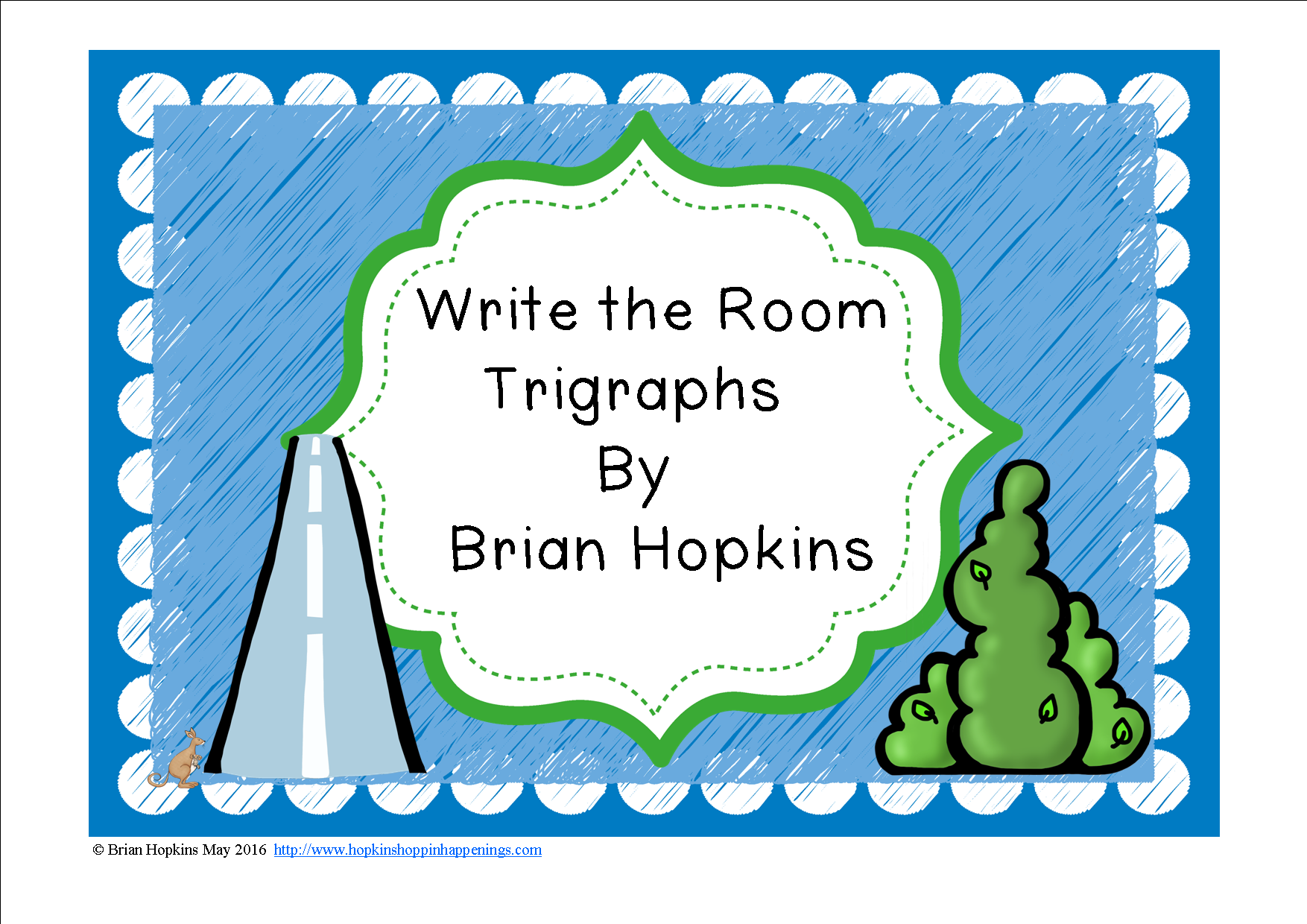 Write The Room Trigraphs