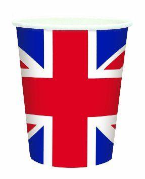 british flag paper plates - Google Search  sc 1 st  Pinterest & british flag paper plates - Google Search | British Theme ...