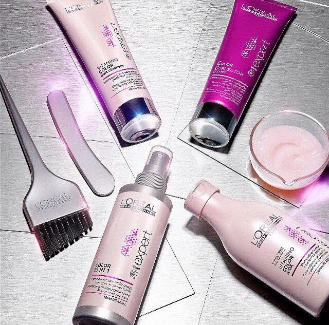 New Loreal Professional Hair Care Products Sulfatefree Hair Hairproducts Salon Spa Ke Hair Care Products Professional Loreal Hair Professional Hairstyles