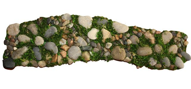 Fairy Garden Pebble Mosaic Path With Images Fairy Garden
