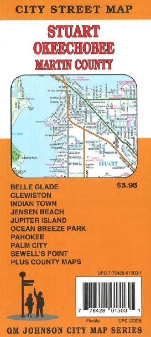 Pahokee Map