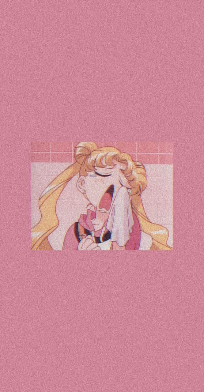 90s Anime Aesthetic Wallpaper In 2020 Sailor Moon Wallpaper Anime Wallpaper Iphone Cute Cartoon Wallpapers