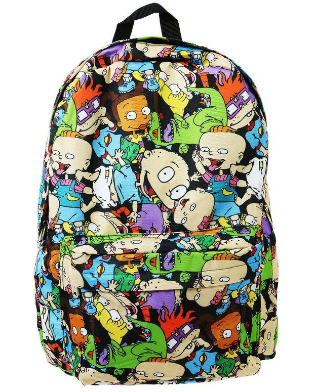 Rugrats Backpack Bookbags Kids Bags Boys Backpacks Bags