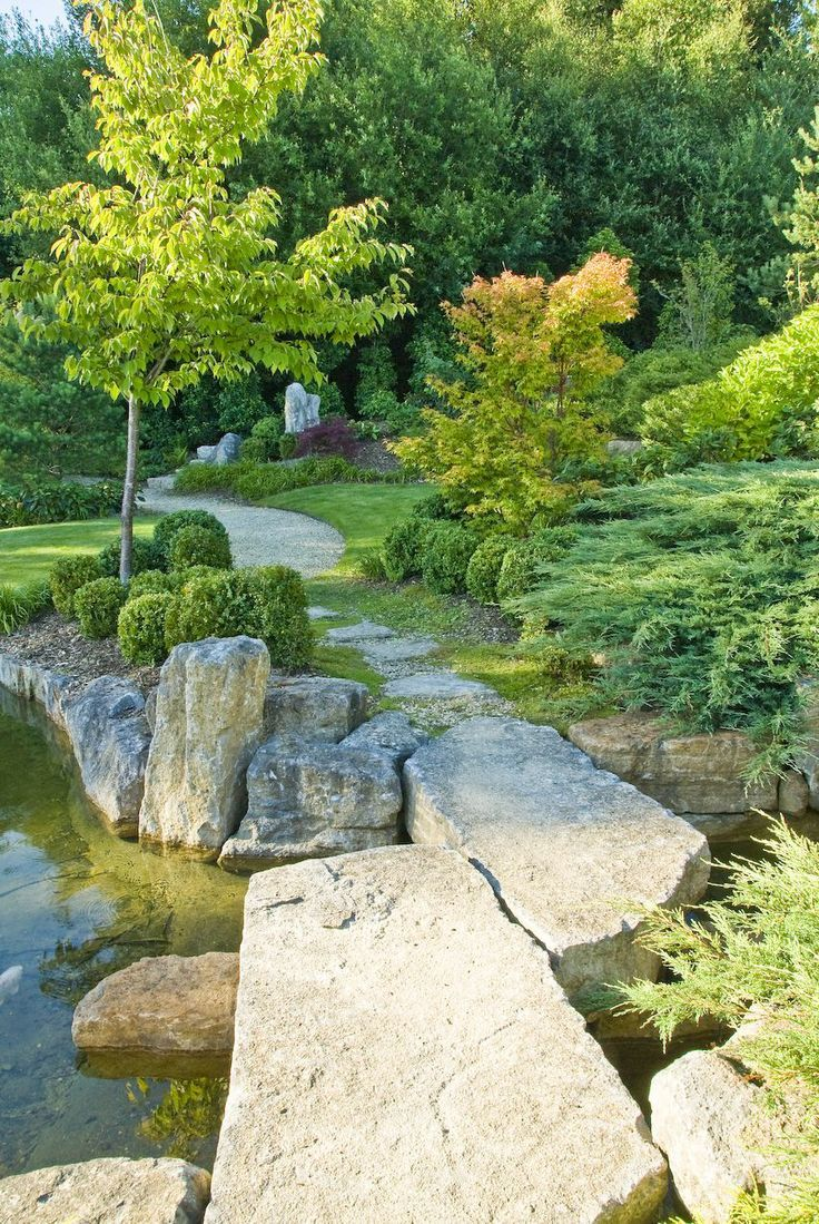 Natural Stone Walkway With Images Garden Pathway Pathway Landscaping Garden Paths